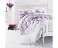 Lenjerie de pat pentru 2 persoane Wisteria Purple