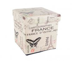 Taburet-cutie depozitare France