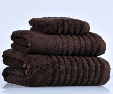 Prosop Bamboo Wella 85*150 cm Chocolate