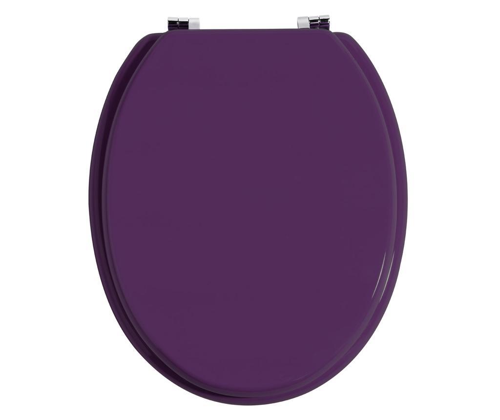Capac pentru toaleta Simple Purple vivre.ro