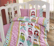 Dječja posteljina Matryoshka