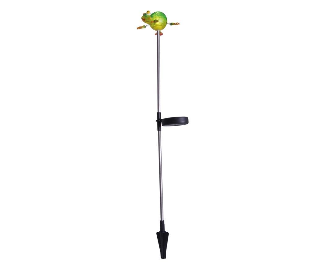 Lampa solara Multicolor Frog - Näve, Verde