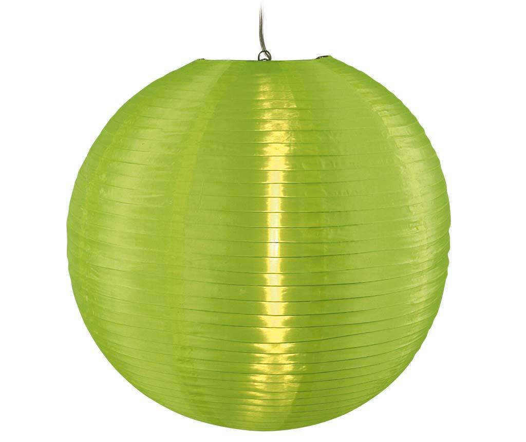 Abajur Asia Green 40 cm - Näve, Verde