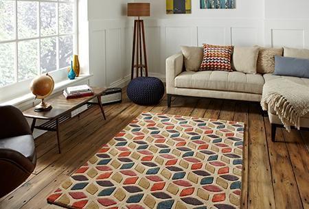 Модерни килими