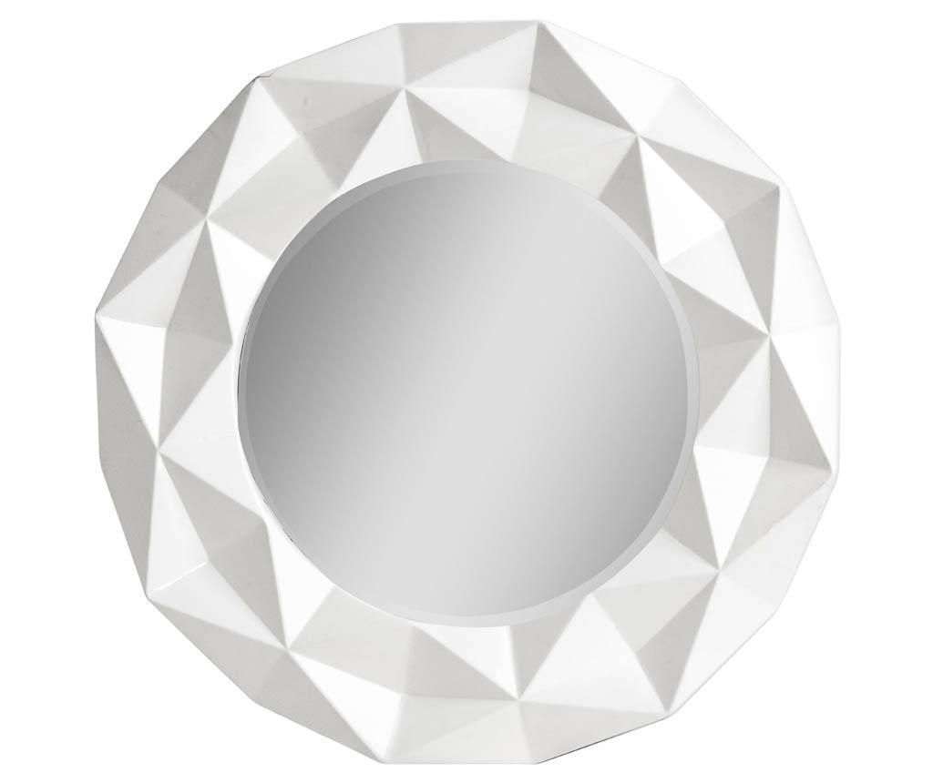 Oglinda Structures White - Premier, Alb imagine