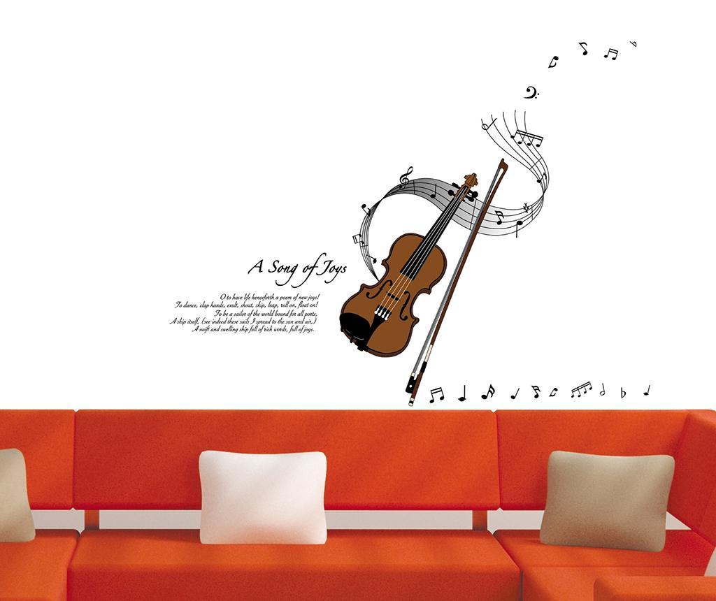 Sticker Violin