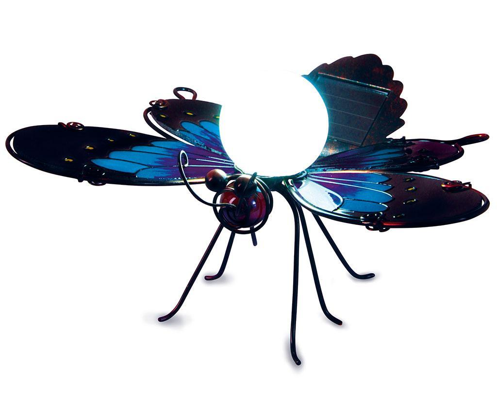 Lampa solara Blue Butterfly Borders imagine