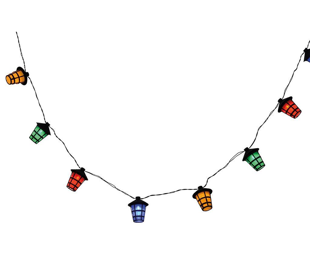 Ghirlanda luminoasa pentru exterior Chain Lantern imagine