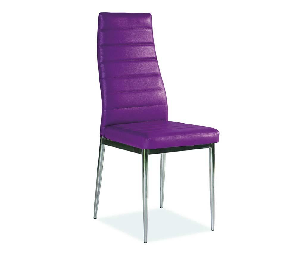 Scaun Berta Purple