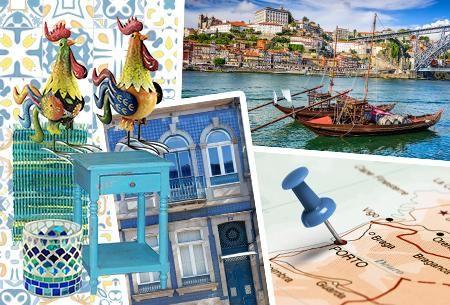 Един ден в  Porto