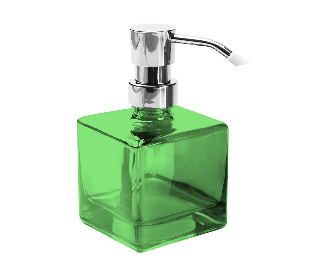 Dispenser sapun lichid Emerald Green 330 ml - Versa, Verde imagine