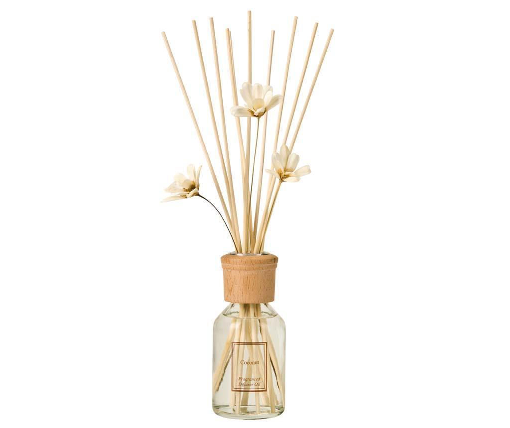 Difuzor cu uleiuri esentiale si betisoare Classical Coconut 100 ml