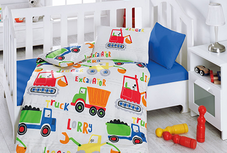 Dormitorul copiilor