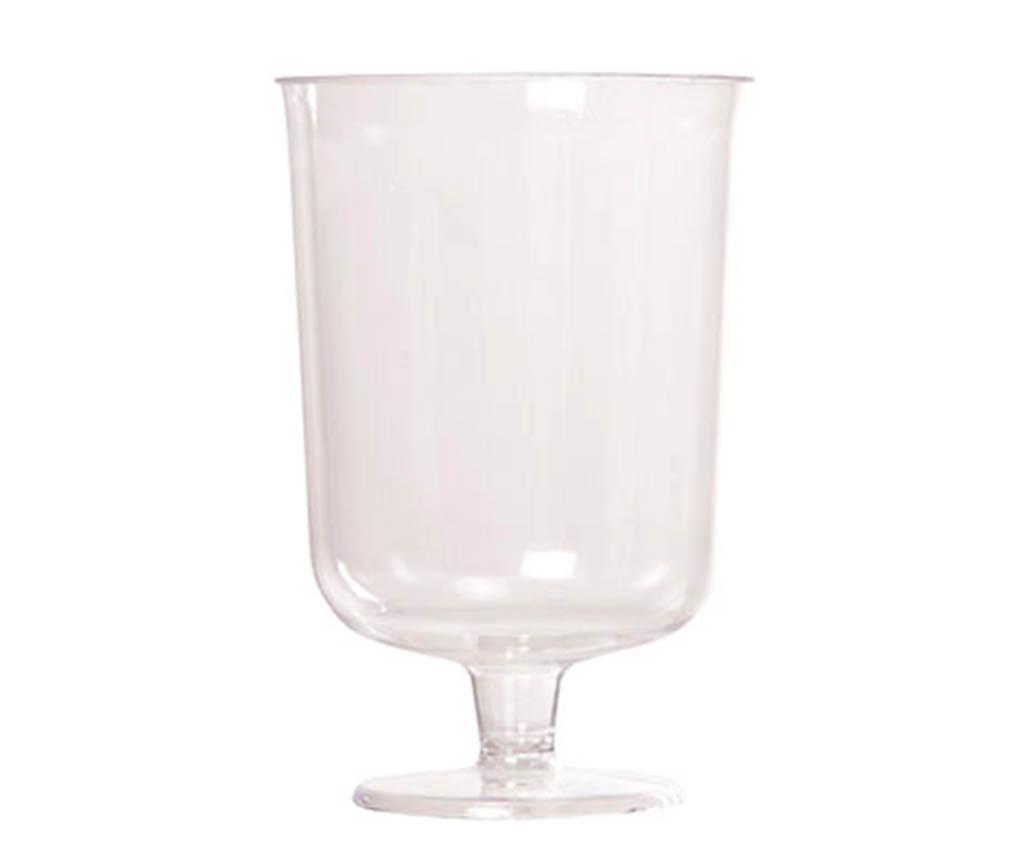 Set 40 pahare de vin de unica folosinta Disposabel 150 ml