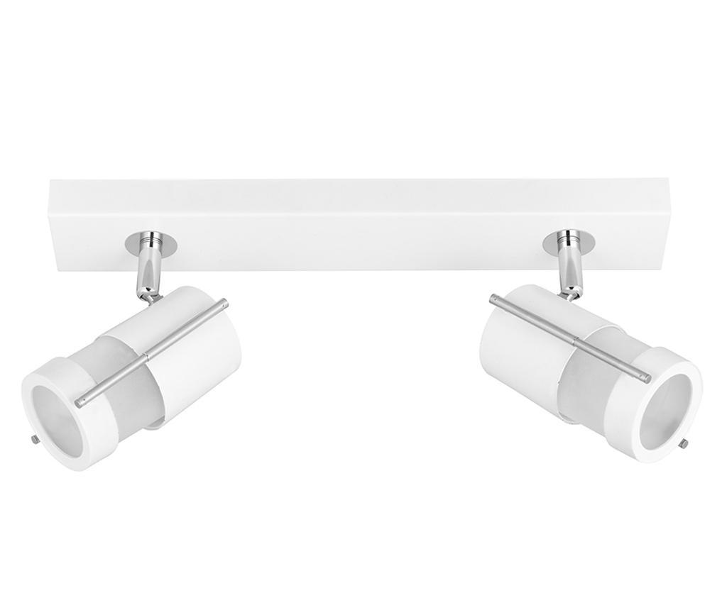 Aplica Bari Double - Light Prestige, Alb