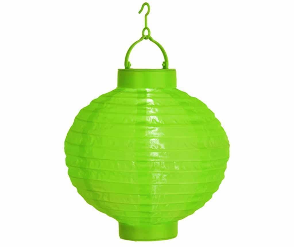 Solární lucerna Pan Green