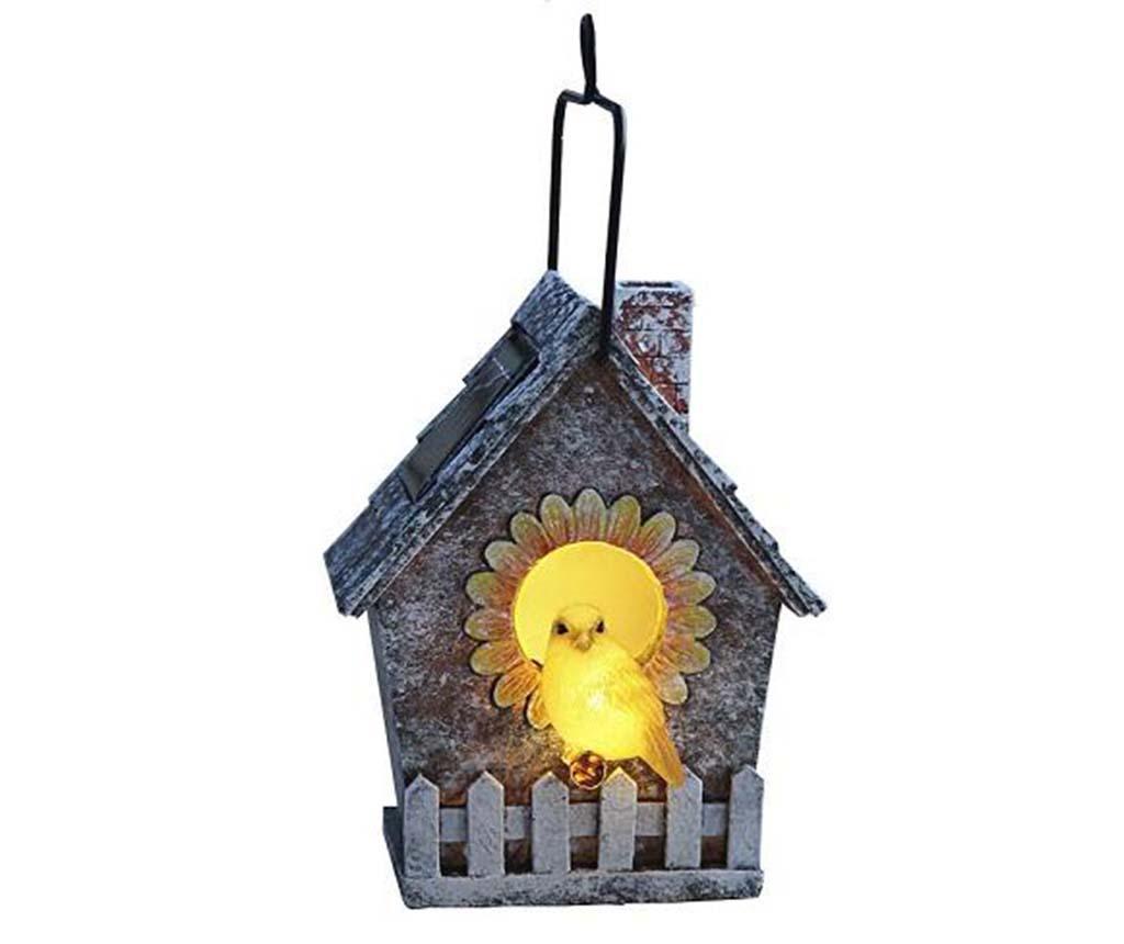 Lampa solara Bird House imagine