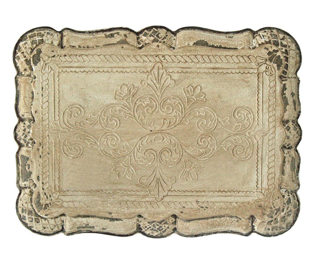Platou decorativ Etched - Originals, Maro imagine