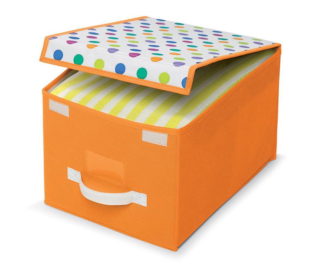 Úložná krabice s víkem Kids M