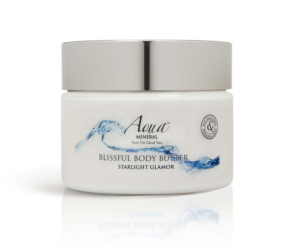 Crema hidratanta pentru corp Blissful Starlight Glamour 350 ml - Aquamineral imagine