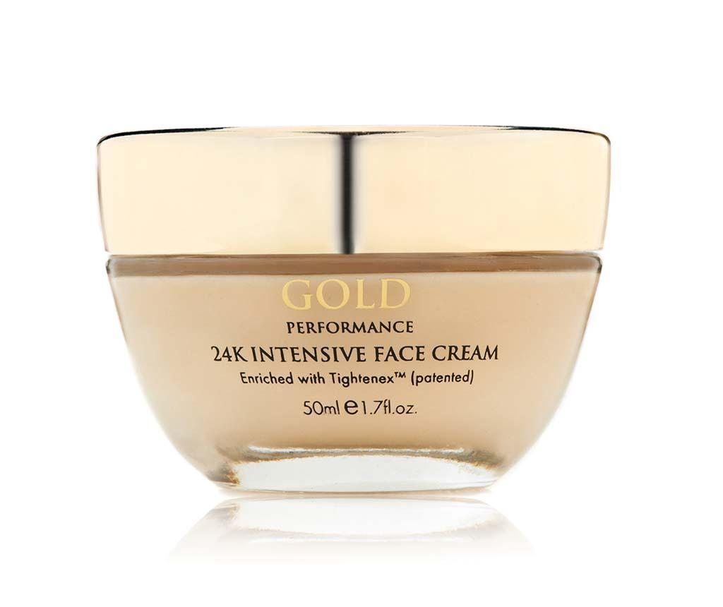 Intenzivní pleťový krém Gold Performance 24K 50 ml
