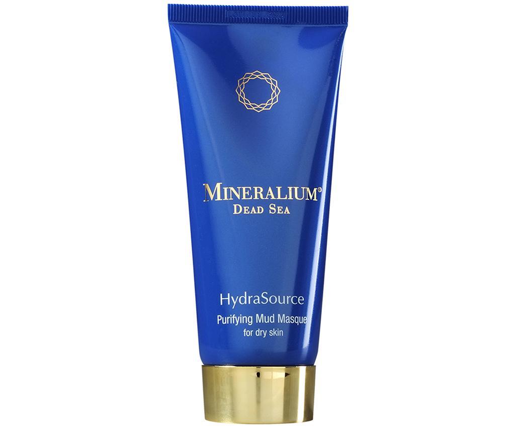 Masca purificare pentru fata Mineralium Matte and Clear Dry Skin 100 ml - MINERALIUM imagine