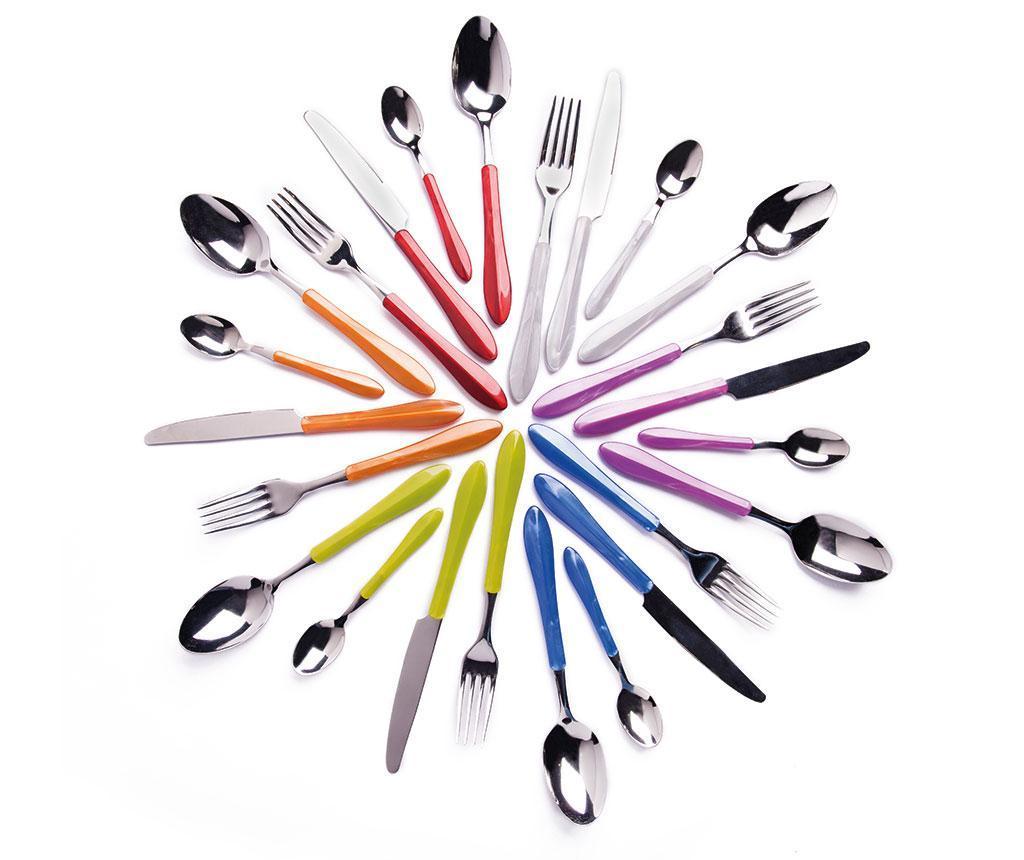 Set tacamuri 24 piese Pearl Multicolor - Excelsa, Multicolor