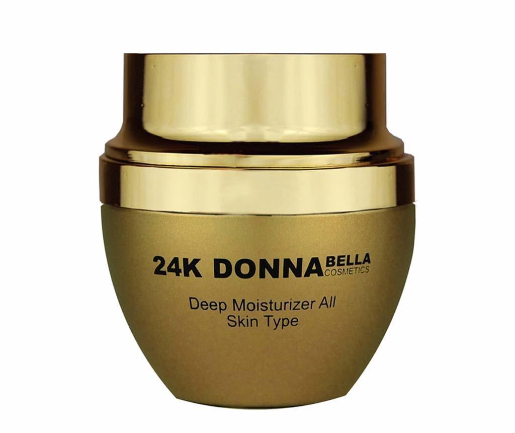 Crema hidratanta pentru fata Golden 50 ml