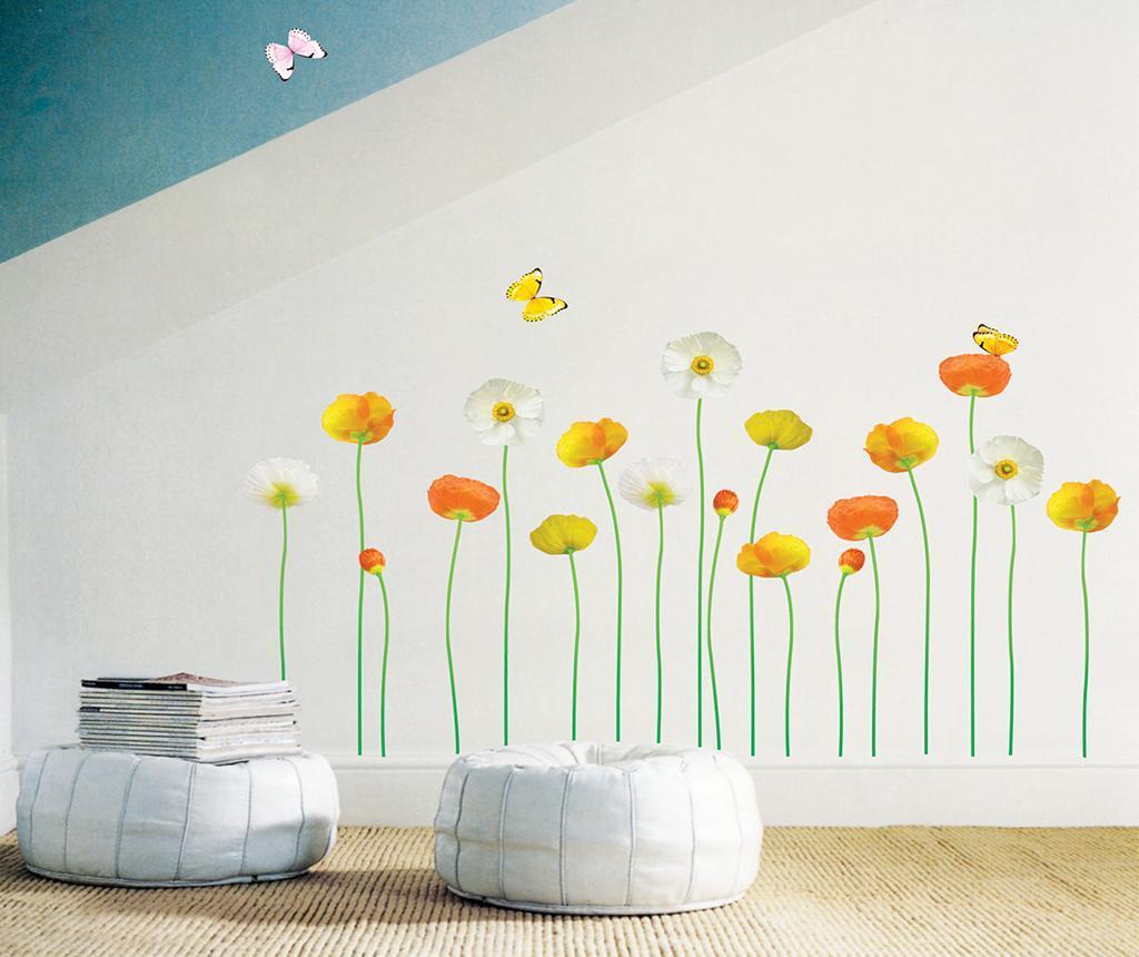 Sticker Fine and elegant flowers