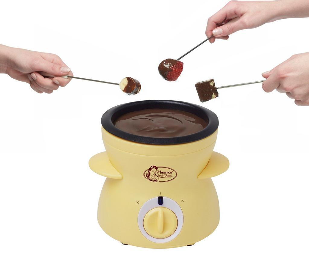 Set 22 piese pentru fondue Sweet Dreams 300 ml imagine