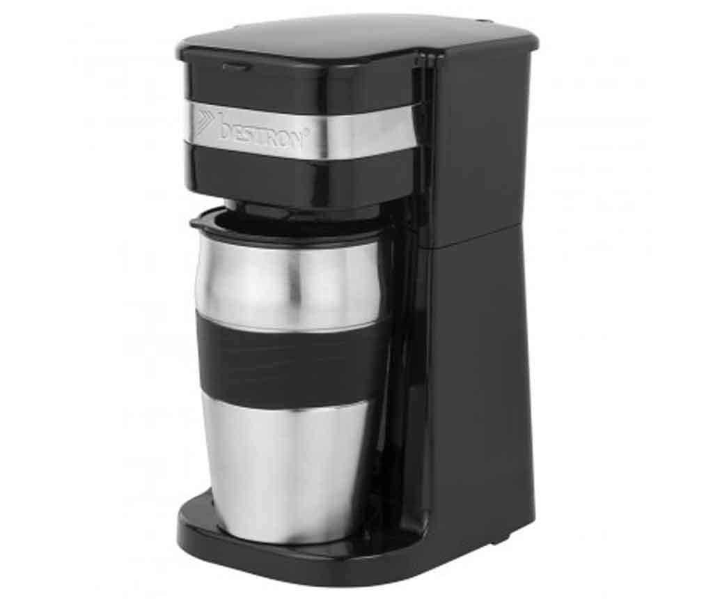 Filtru de cafea Personal Black 420 ml