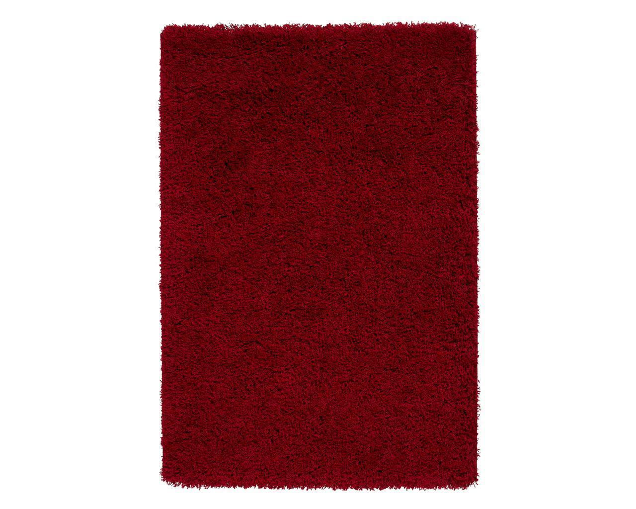 Covor Vista Red 120x170 cm - Think Rugs, Rosu imagine