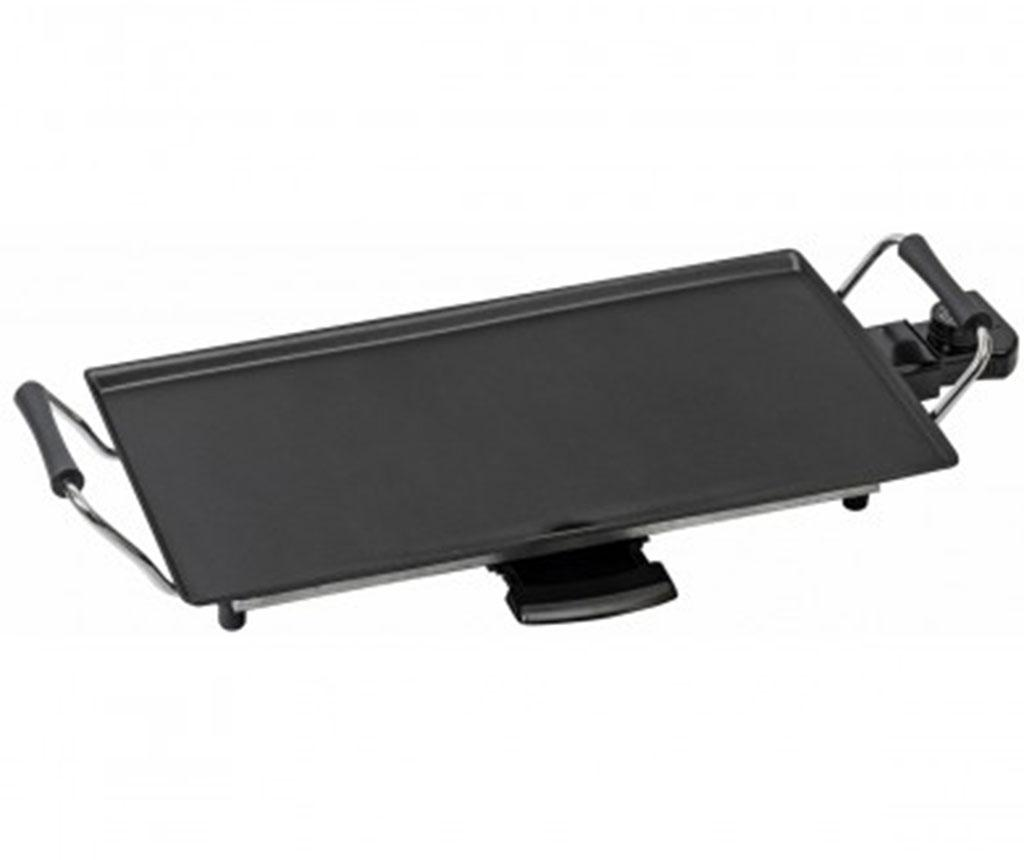 Grill electric Plancha - Bestron, Negru imagine