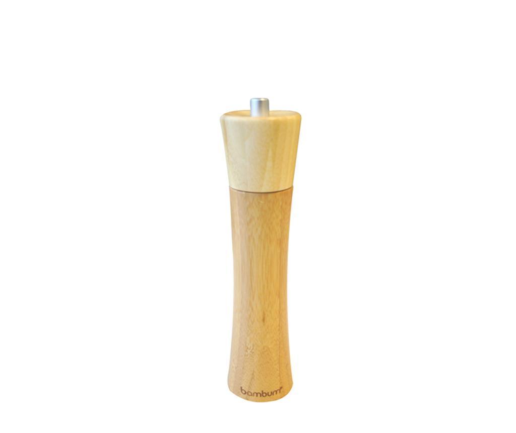 Rasnita pentru piper Mill - bambum imagine