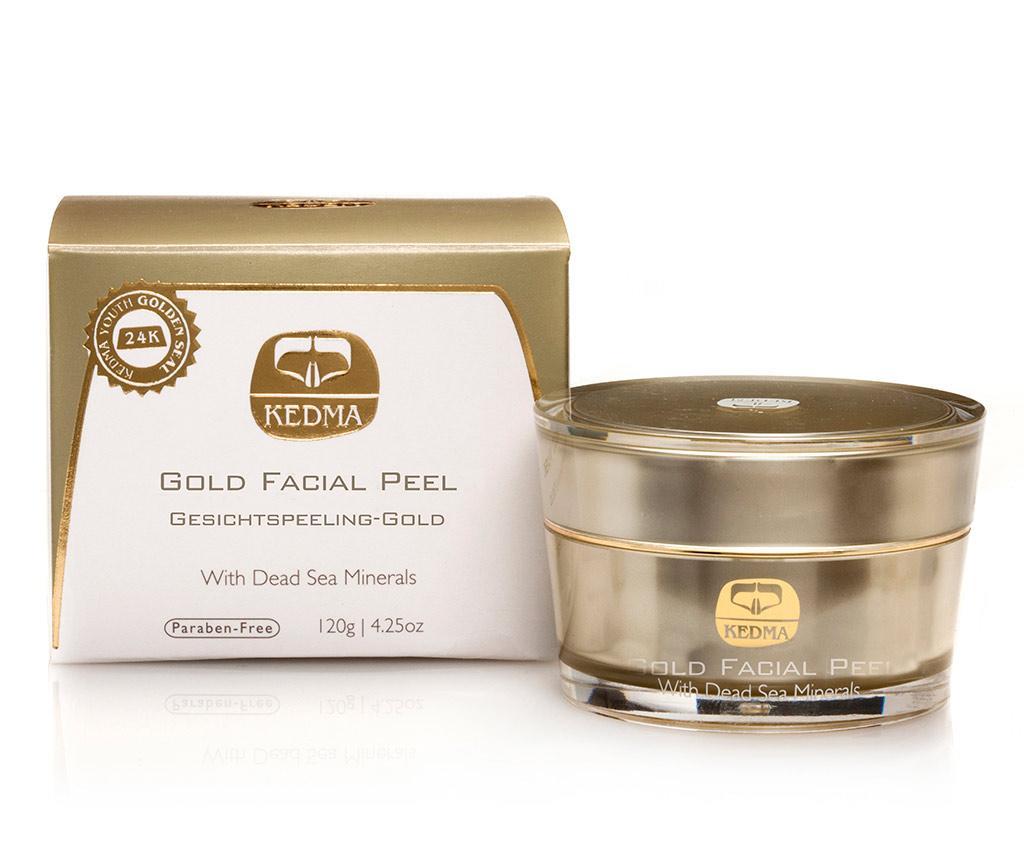 Masca de fata Kedma Precious Gold 120 g - Kedma