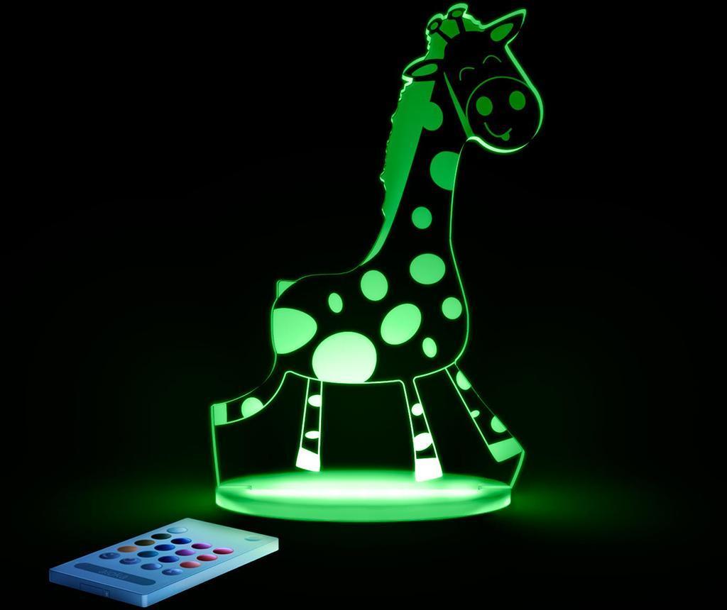 Dětská noční lampička Giraffe