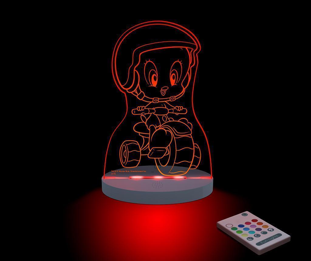Lampa de veghe Tweety Moto - FunLights, Multicolor