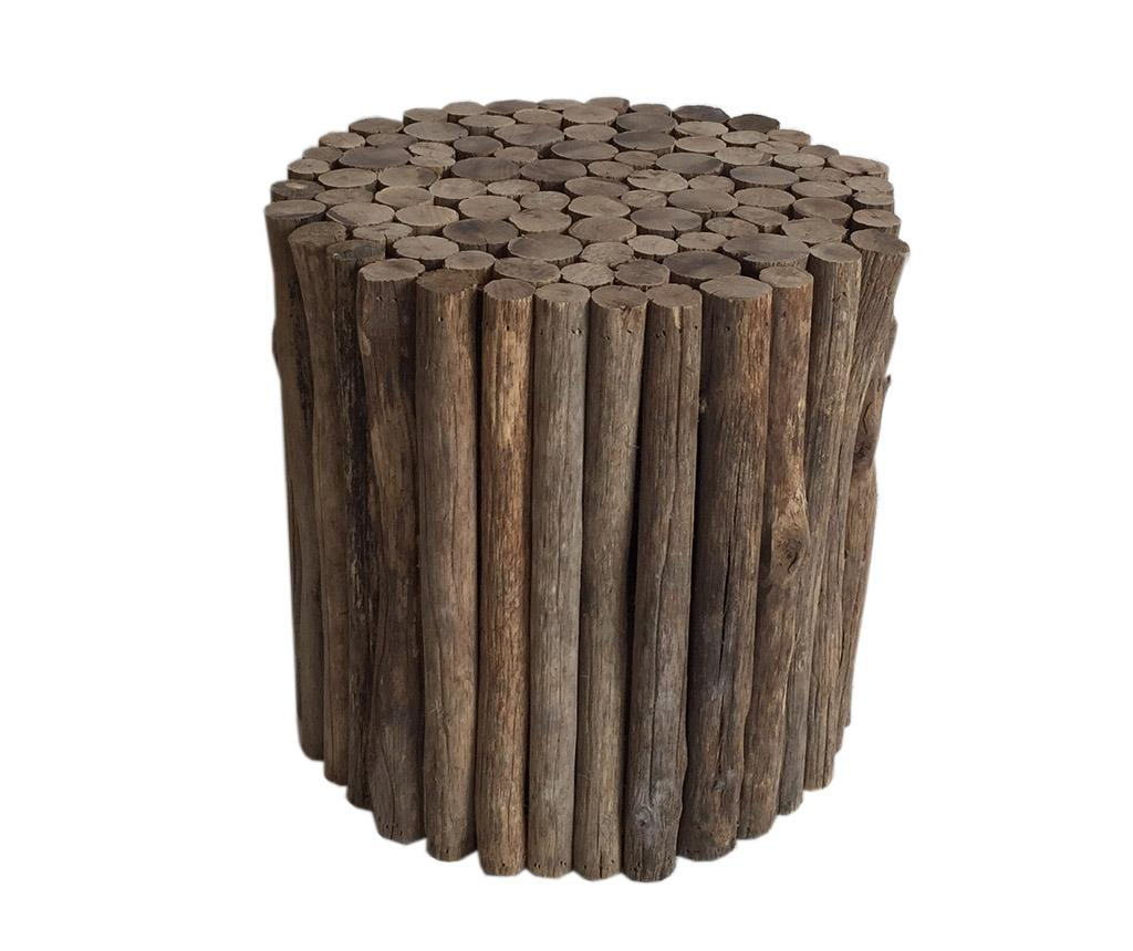 Taburet Holz Round vivre.ro