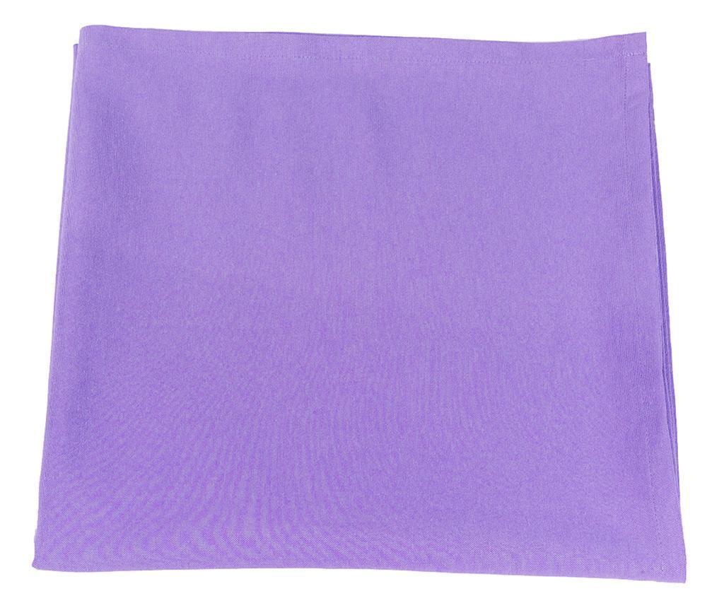 Fata de masa Thoughts Purple 140x170 cm