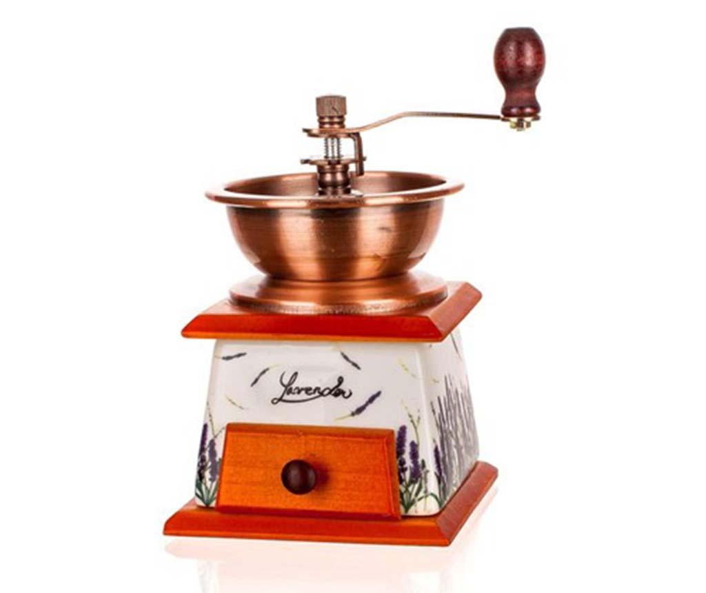 Rasnita manuala de cafea Lavender Flowers imagine