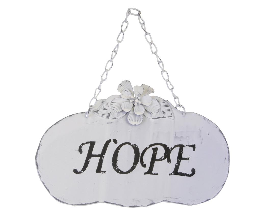 Decoratiune de perete Hope