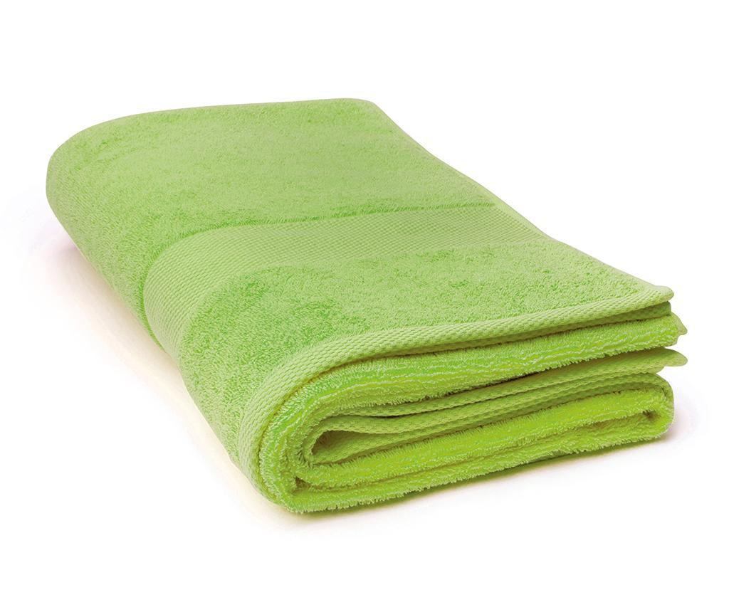 Prosop de baie Linea Green 100x150 cm - Excelsa, Verde poza