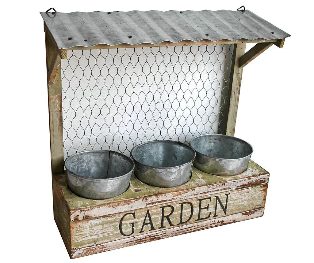 Decoratiune cu suport pentru ghivece Blumen - Garden Pleasure imagine