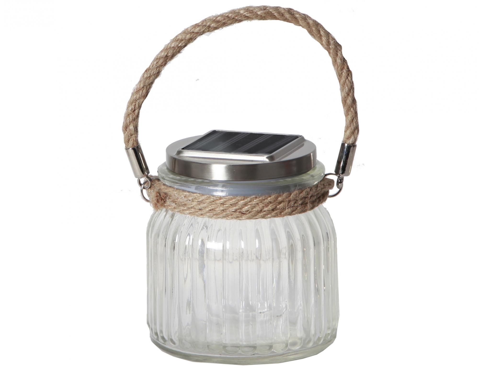 Solární lucerna Jar