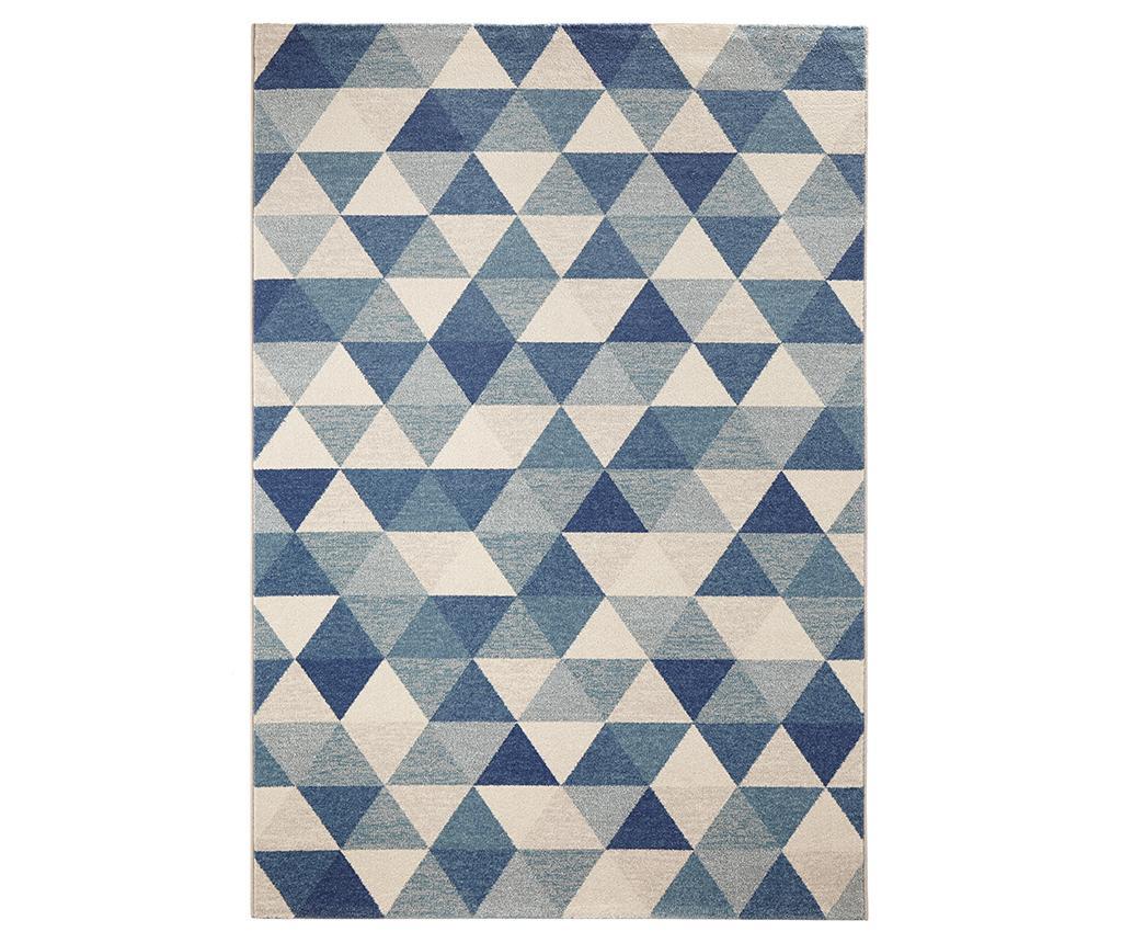 Covor Prisma Blue 200x290 Cm