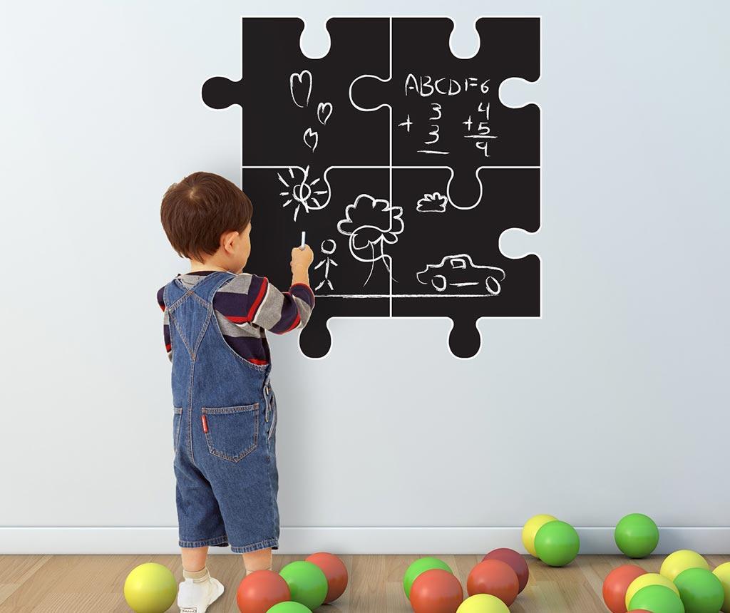 Set 4 stickere Puzzle