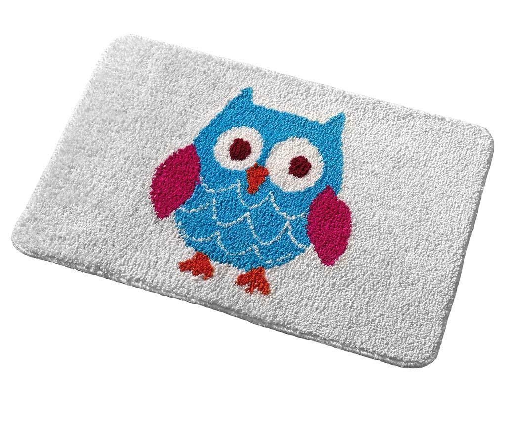 Covoras de baie Owl 50x70 cm imagine