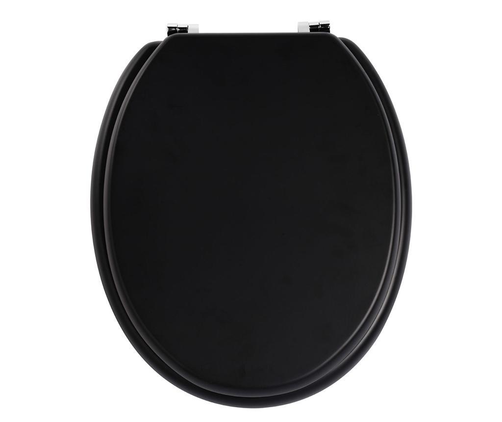 Capac pentru toaleta Simple Black imagine