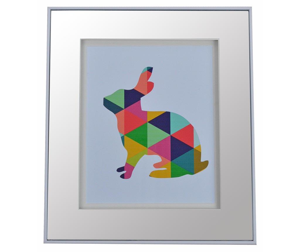 Obraz Rabbit 30x35 cm