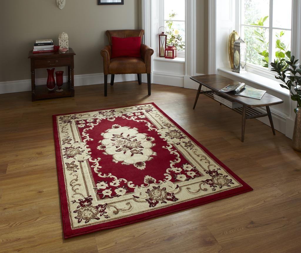 Covor Marrakesh Red 60x220 cm vivre.ro